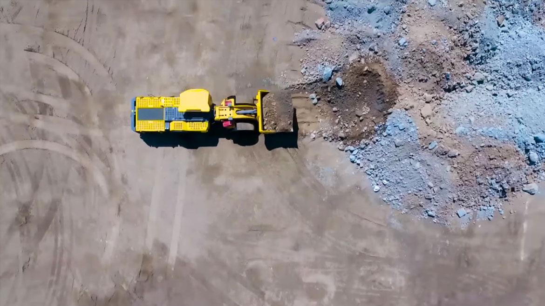 Epiroc se adjudica gran orden para el proyecto minero Quellaveco