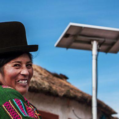Paneles solares de Ergon Perú beneficiarán a más de 600 mil peruanos de localidades aisladas