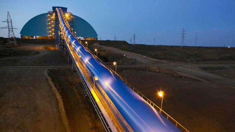 Quellaveco contará con sistema de fajas transportadoras de 3.8 km de longitud para acopio de mineral