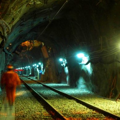 Ocho mineros resultan heridos tras derrumbe en Mina Condestable