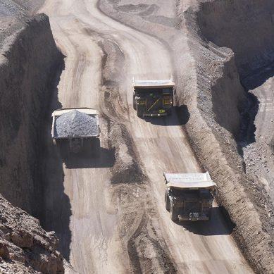 Las Bambas optará por tren o mineroducto antes de que culmine gobierno de Vizcarra