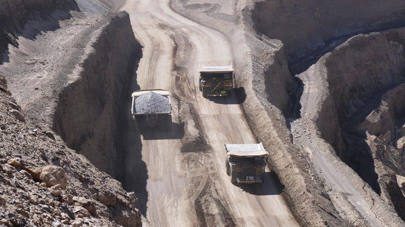 aa4fdcc2 Las Bambas producirá hasta 405,000 toneladas de concentrados de cobre en  2019