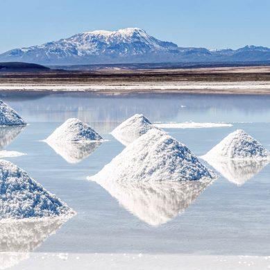 Suecia posa mirada en reservas de litio de Perú