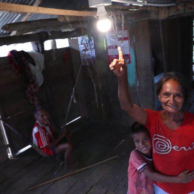 Sector Energía y Minas ejecutó el 93.4% de su presupuesto asignado para el 2018