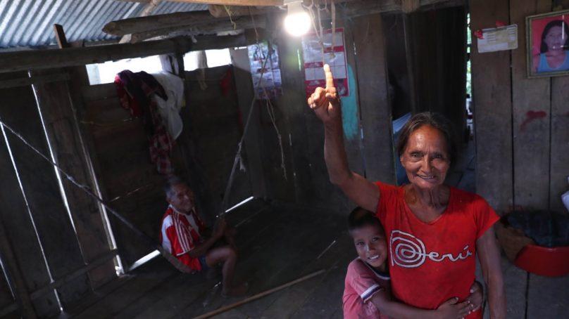 Proyectos de electrificación rural en Cajamarca serán transferidos a concesionarias