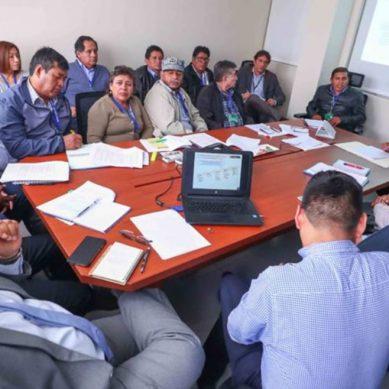 MEM explica avances del proyecto de ley de formalización minera a gremios del sector