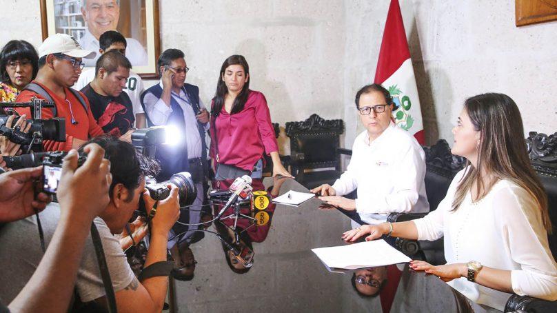 Implantan comité en Arequipa para absolver dudas sobre proyectos mineros y energéticos