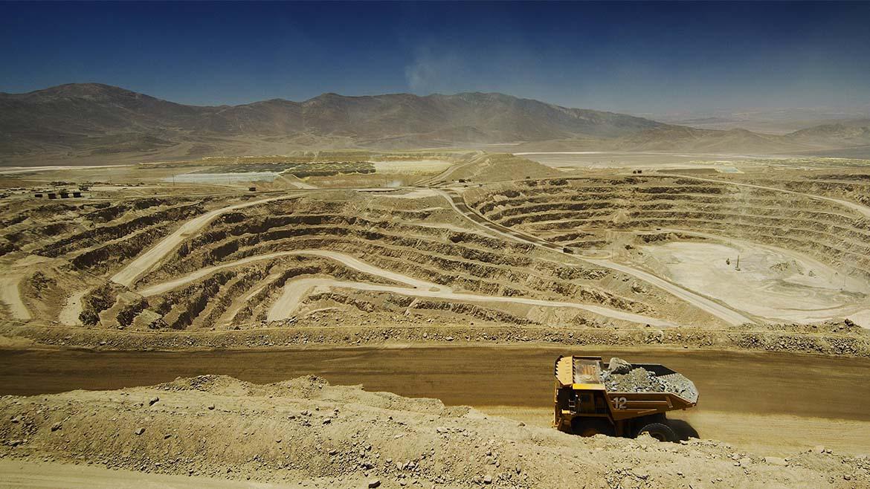 """Barrick reafirma su interés por el """"cinturón geológico de pórfido de oro y cobre"""" de Latinoamérica"""