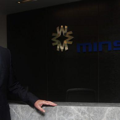 """CEO de Minsur: """"Hoy tenemos recursos minerales en San Rafael por más de 10 años de vida"""""""