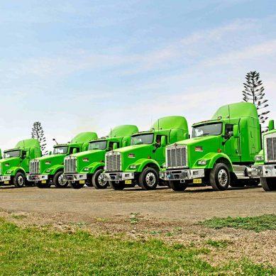 Compañía de transportes pesado Stierlift compra diez tractocamiones Kenworth a Motored