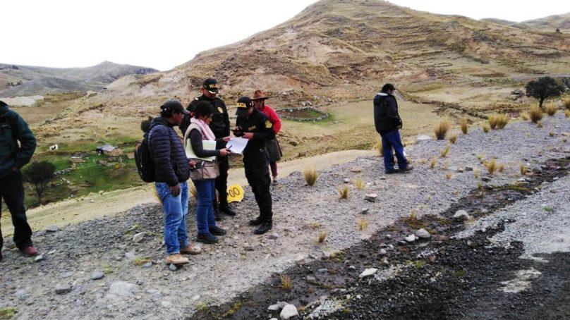 OEFA: Derrame de hidrocarburos en Cusco