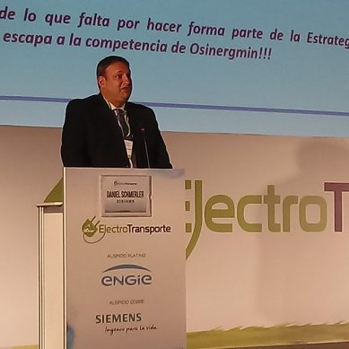 Osinergmin: Perú tiene capacidad de sobra para abastecer de energía a la electromovilidad