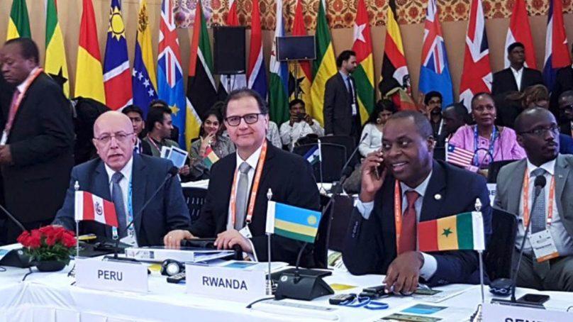 Perú ocupa la vicepresidencia de la Alianza Solar Internacional