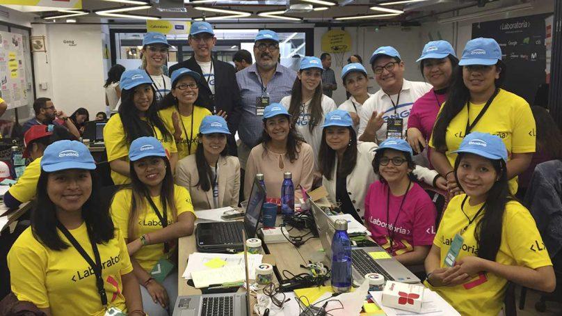 ENGIE seleccionará programadoras en la hackathon más grande de mujeres del Perú