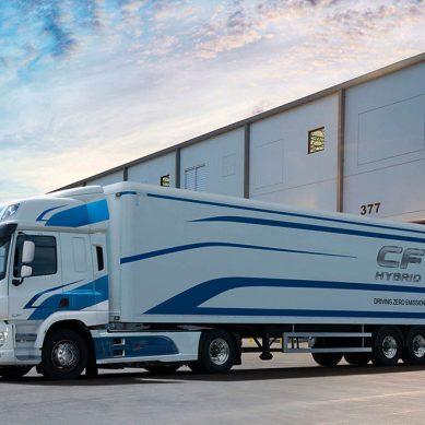 Un vistazo al futuro del transporte con los camiones eléctricos de DAF