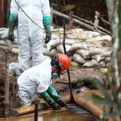 Petroperú niega que contingencia en oleoducto haya afectado a comunidad nativa de Loreto