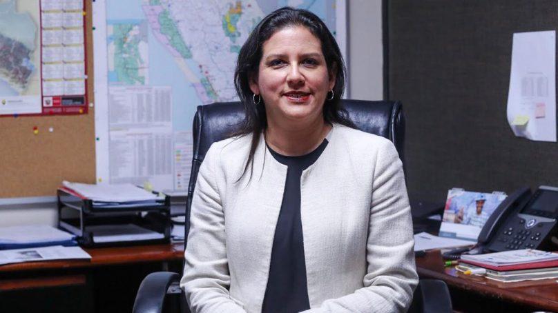 Patricia Elliot Blas, la elegida para ocupar el Viceministerio de Electricidad
