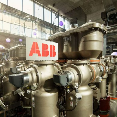 ABB instalará el primer dispositivo de conmutación aislado por gas de 380 kilovoltios del mundo