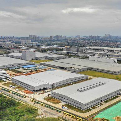 Global ABB estrena colosal centro de operaciones para la innovación en China