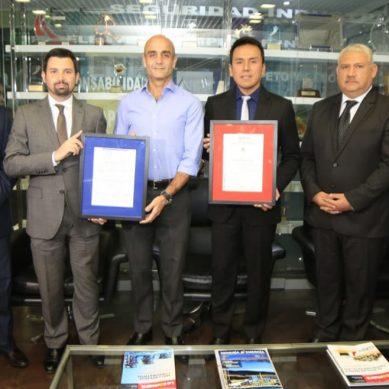 Antamina recibe certificación ISO 27001 por su sistema de gestión de seguridad de la información