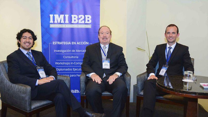 «Hemos logrado una comunidad de ejecutivos B2B en el Perú»: IMI