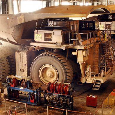 Cerro Verde solicita inyectar US$24.7 millones en mejoras de taller de camiones y perforaciones