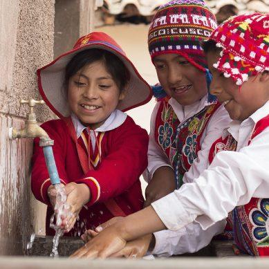 Ferreyros invierte S/26 mlls. en mejora de sistema de agua potable y alcantarillado en Cusco