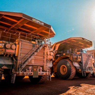 Ferreyros sobre el contundente poderío de sus camiones: «Nuestras máquinas están para que las expriman»