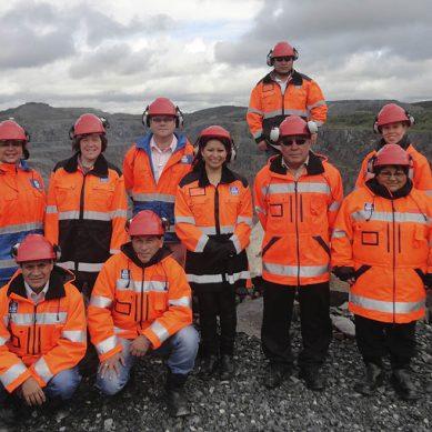 Finlandia organiza su segundo «safari minero» para profesionales de la industria en Perú
