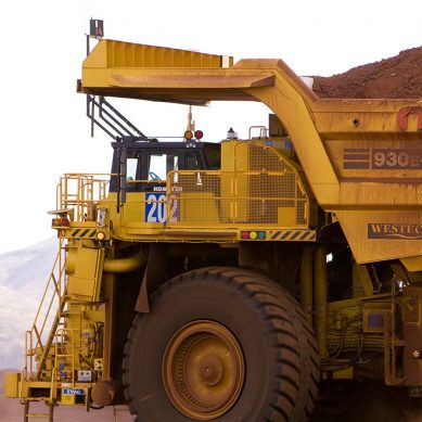 Arequipa: Diez camiones mineros de mina indonesia Grasberg se integrarán a flota de Cerro Verde