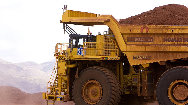 Komatsu-Mitsui supera sus estimados; ha vendido 39 camiones de 400 toneladas a setiembre