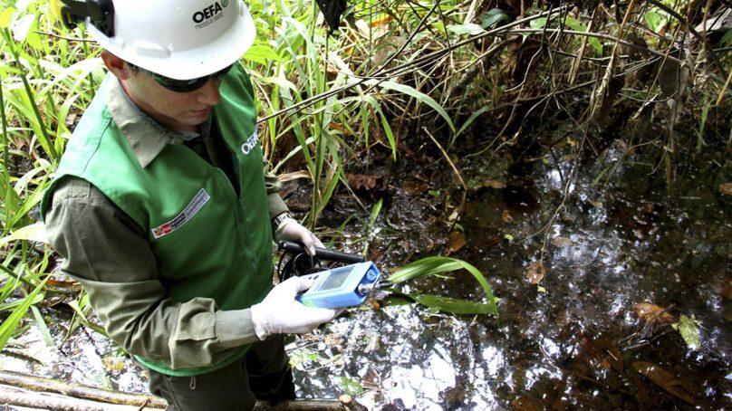 Sabotaje a Oleoducto Norperuano: OEFA supervisará derrame de petróleo