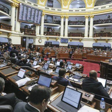 Retroceso: Proyecto para modificar Ley de Hidrocarburos regresa a comisiones
