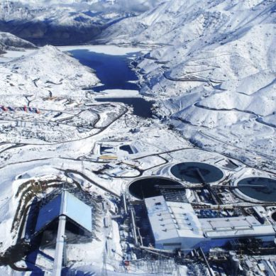 Chilena Antofagasta Minerals invertirá US$1,300 millones en expansión de Los Pelambres