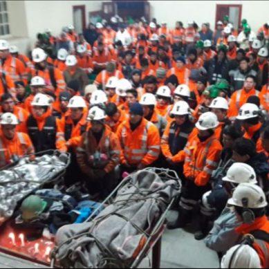 Dos mineros de Los Quenuales fallecieron tras estallido en interior mina