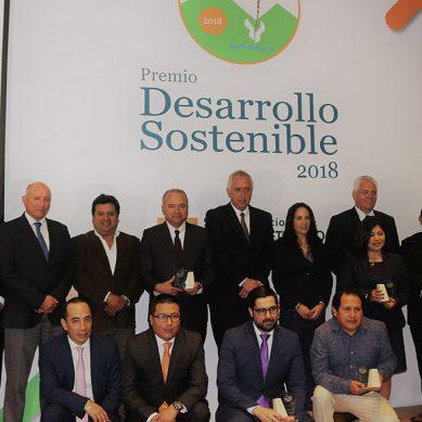 Desarrollo Sostenible 2028: Cerro Verde, Pluspetrol, Kallpa, La Zanja y Repsol, ganadores de premio de la SNMPE