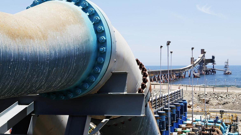 Minería chilena usará 230% más agua de mar para el 2029