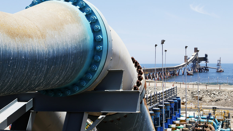 Southern desalinizará 300m3 de agua de mar por hora para proyecto de cobre Tía María