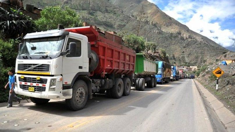 ¿Por qué los camiones pierden potencia a gran altitud?