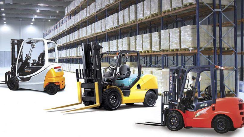 Dercomaq lidera importación de equipos para movimiento de carga
