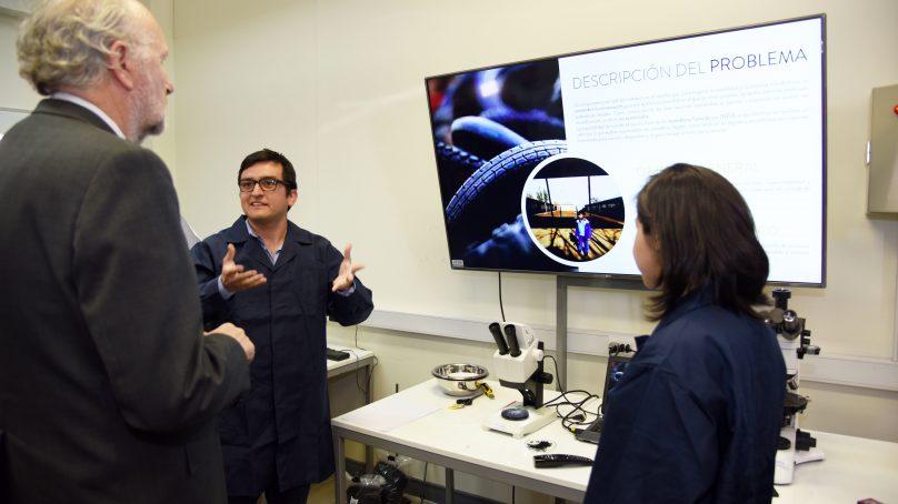 Ministerio de Minería chileno interesado en promover el reciclaje de neumáticos en su sector