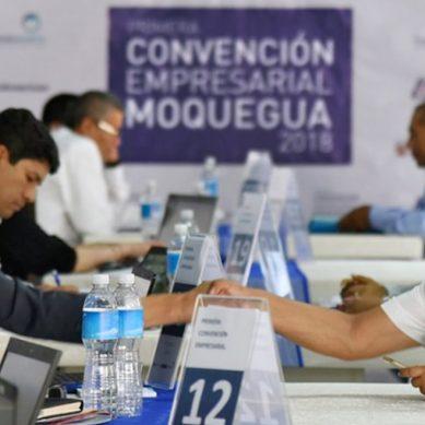 Más de 500 empresarios moqueguanos se reunieron con 32 contratistas de Quellaveco