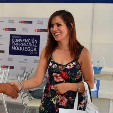 Primera Convención Empresarial Moquegua generó más de 1600 reuniones de negocio entre empresarios locales y contratistas de Quellaveco