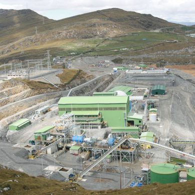 Gold Fields desmiente historia de posible fusión con AngloGold Ashanti
