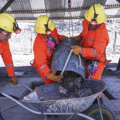 MEM: Se eleva a 845 los mineros formalizados en lo que va del año en Arequipa