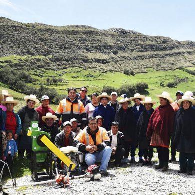 Cajamarca: Gold Fields invierte S/400,000 en mejora del manejo de vacunos en distrito Hualgayoc