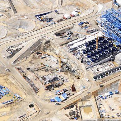 """Gerente general de HLC: """"Nos han encargado  el desarrollo  conceptual de una mina"""""""