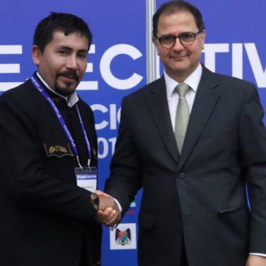 """Ministro Ísmodes a electo gobernador regional de Arequipa: """"El Estado tiene que hacer seguimiento a los proyectos"""""""