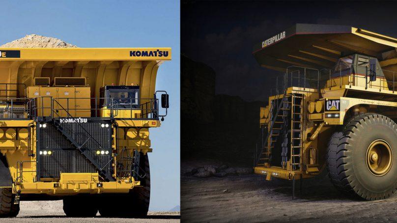 Quellaveco: Anglo decidirá si compra más de veinte camiones mineros a Komatsu o Ferreyros antes de que culmine el 2018