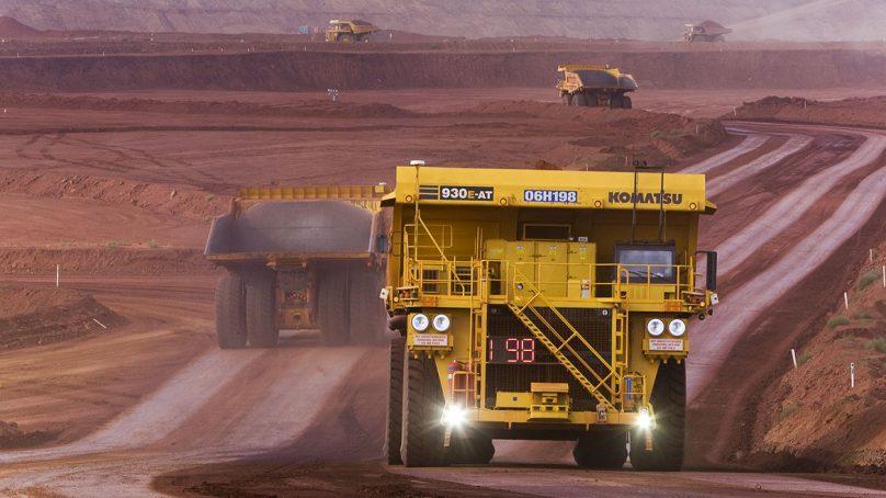 En las minas del Perú operan 218 camiones  de acarreo «ultra-class» de Komatsu-Mitsui